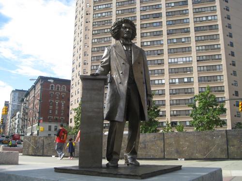 Frederick Douglass Statue The Frederick Douglass