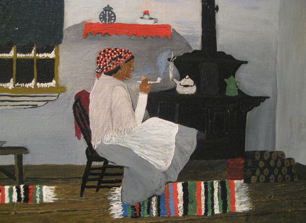 Horace Pippin's 'Interior' Evokes Basic Comforts of Home | Arts ...