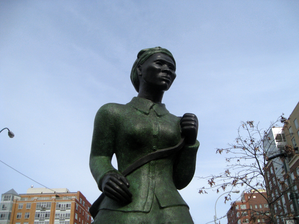 Harriet Tubman Memorial Stands as a Symbol of Fortitude ...