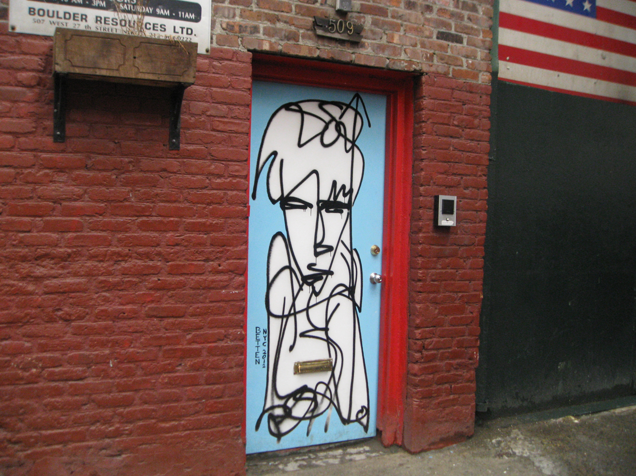 2. & Artful Entry: 7 City Doors Offer a Creative Welcome | Arts Observer pezcame.com