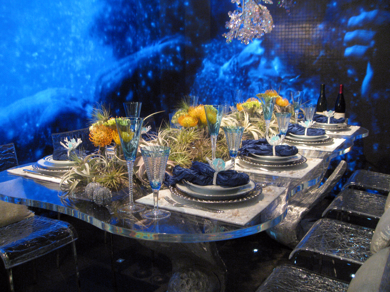diffa s fabulous dining by design showcase is a highlight of home new york one of the highlights of the architectural digest home design show is the dining by design installations featuring glamourous dining