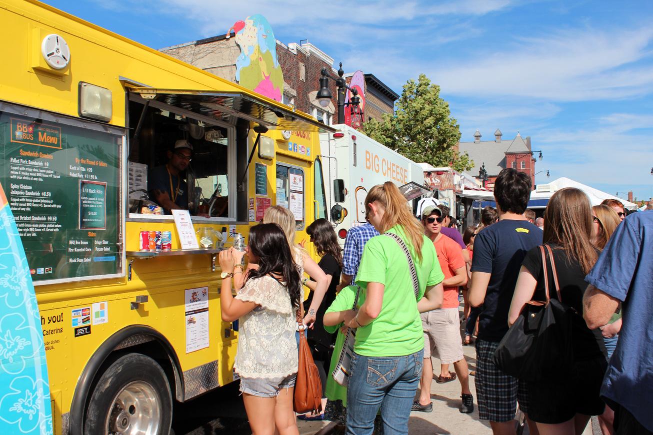 Maine Street Bbq Food Truck