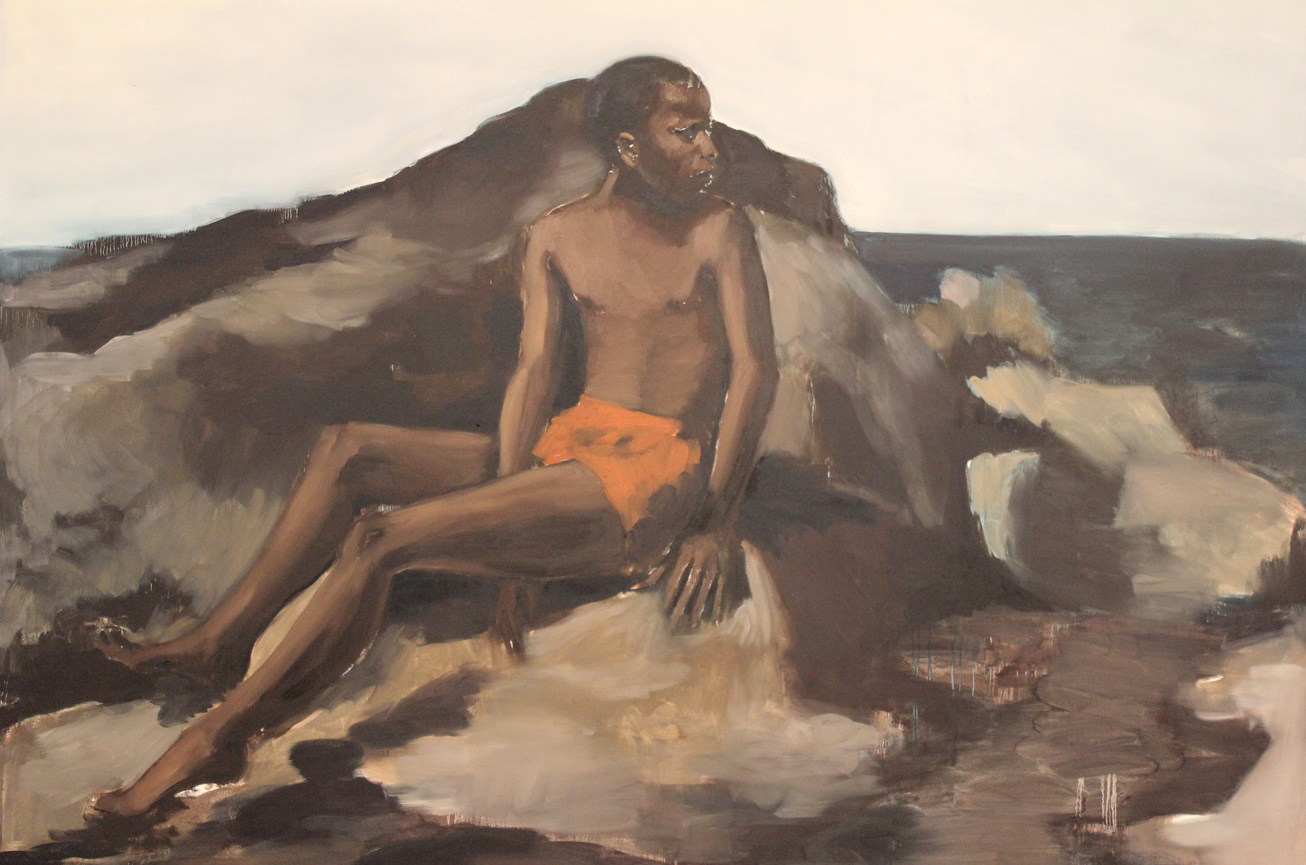 Subjective: Portraits by Lynette Yiadom-Boakye at Jack Shainman