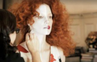VIDEO Jessica Chastain for W Mag