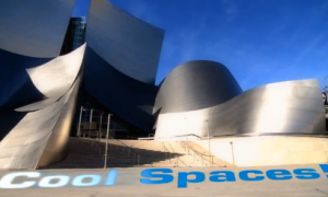 VIDEO cool spaces