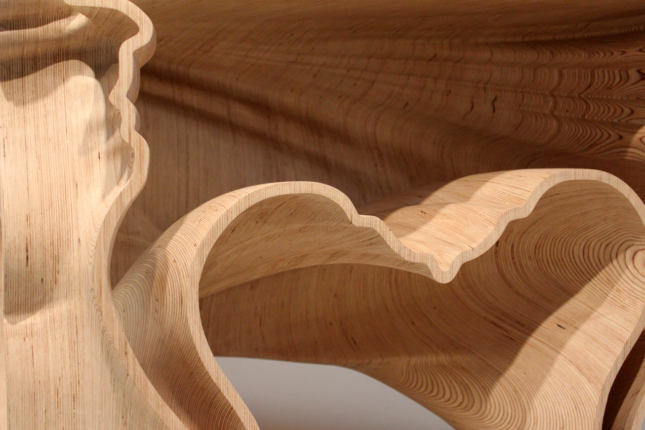 At Museum of Arts and Design: Amazing Wood Furniture | Arts Observer