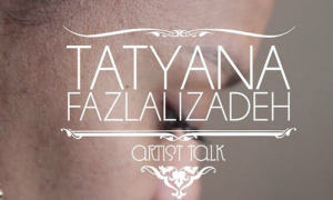 VIDEO Tatyana Fazlalizadeh