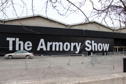 Armory Show 2014: Selected Works and Projects