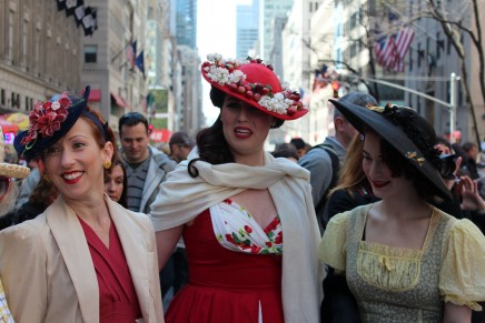 Easter Parade 2014: Spring's Best Hats & Toppers