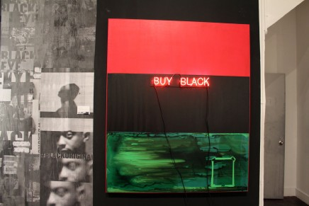 'Black Eye': Impressive Gathering of Artists Aims to Defy Categorization