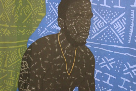 Brother, Brother: Toyin Odutola at Jack Shainman
