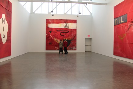 Audacious Canvases: Julian Schnabel at Gagosian