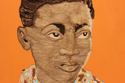 Intimate Encounter: Aime Mpane at Haines Gallery