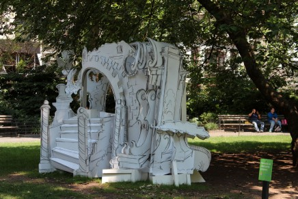 Rachel Feinstein: Fellini-esque Follies in the Park