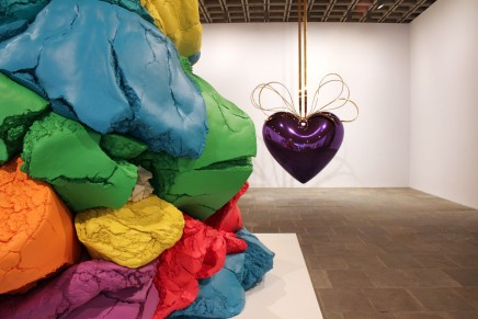 Wandering the Whitney, Contemplating Koons