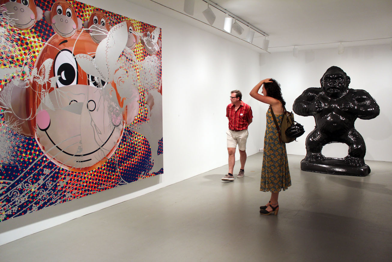 Extrêmement Wandering the Whitney, Contemplating Koons | Arts Observer YI39